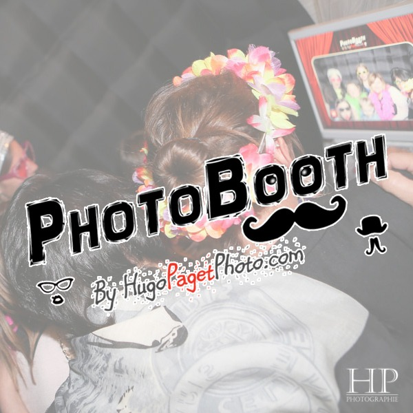 Animation, Evénements, Photobooth